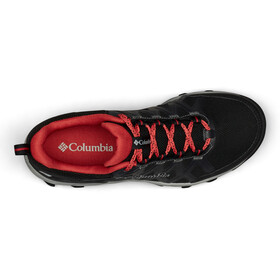 Columbia Peakfreak X2 Outdry Zapatillas Mujer, black/daredevil